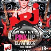 Pink Up! Glam Rock. Bike show