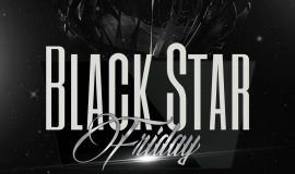 3 июня. Black Star Friday