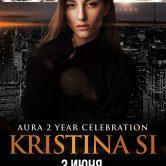 Kristina Si. Aura 2 years