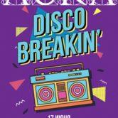 Disco breakin'