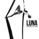 Luna. Acrobatic Duo