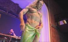 Tarzan club show