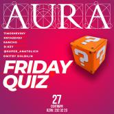 Friday Quiz